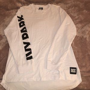 Ivy park over size Long sleeve shirt